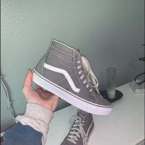 Vans old skool high tops